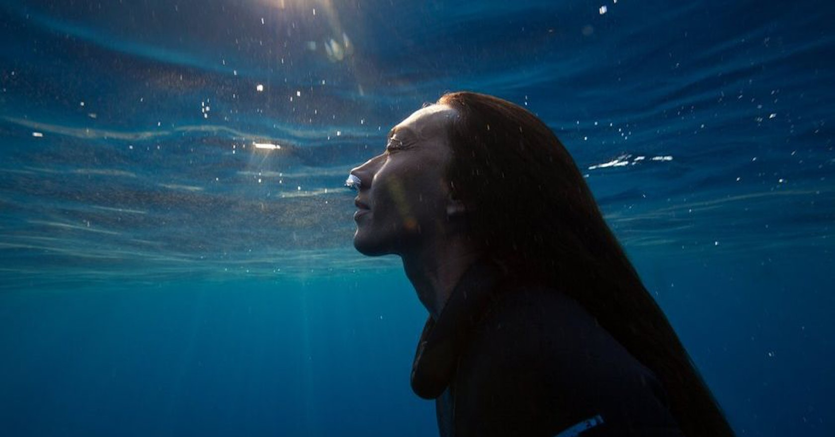 """""""It's the strongest form of meditation I have ever experienced"""": the life of a female freediver"""