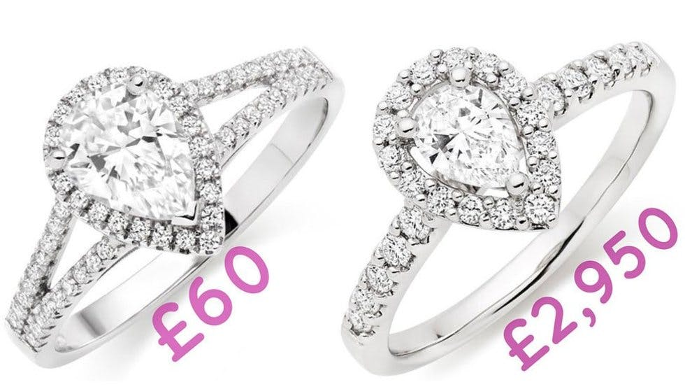 There\'s a new range of dummy engagement rings for nervous ...