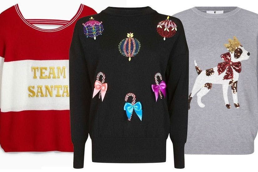 9007df688 30 Christmas jumpers to suit every taste