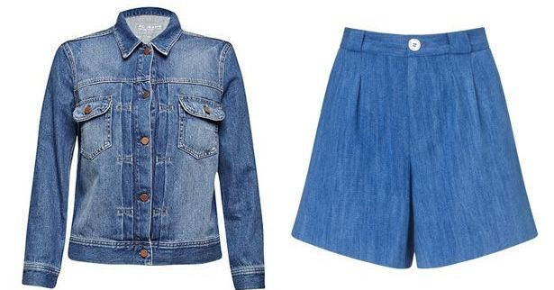20 beautiful denim pieces you will want to wear all summer