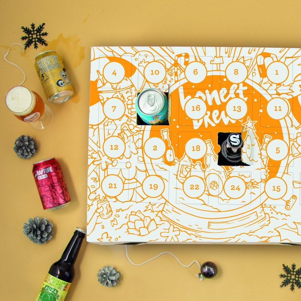 2017 advent calendars diptyque jo malone and liberty for Craft beer advent calendar 2017