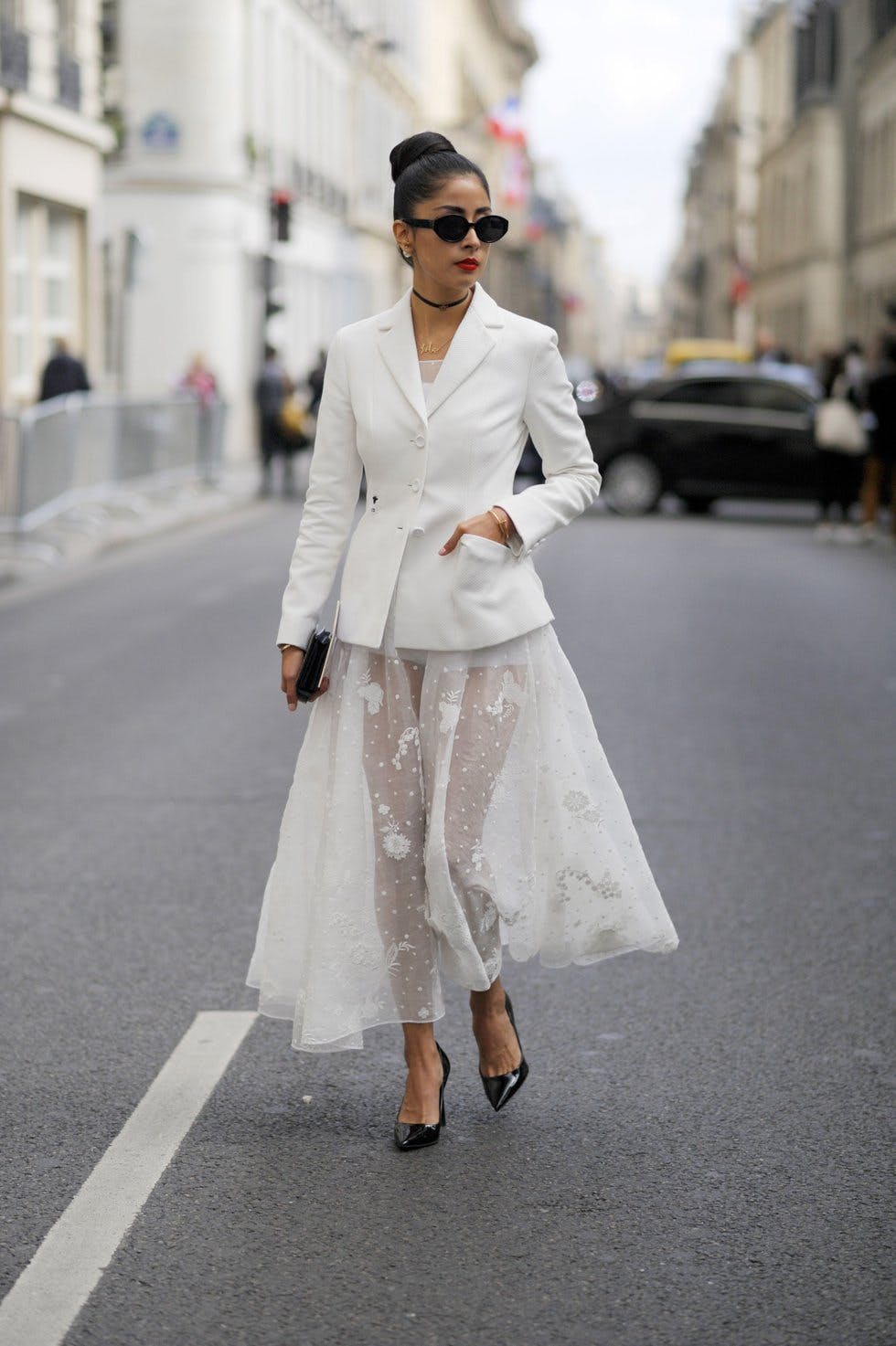 Street Style Highlights From Paris Fashion Week Stylist