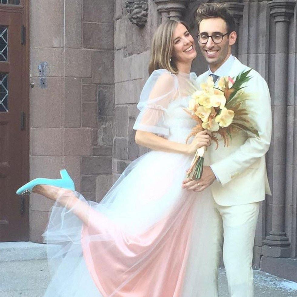 Pictures: Iconic Celebrity Wedding Dresses