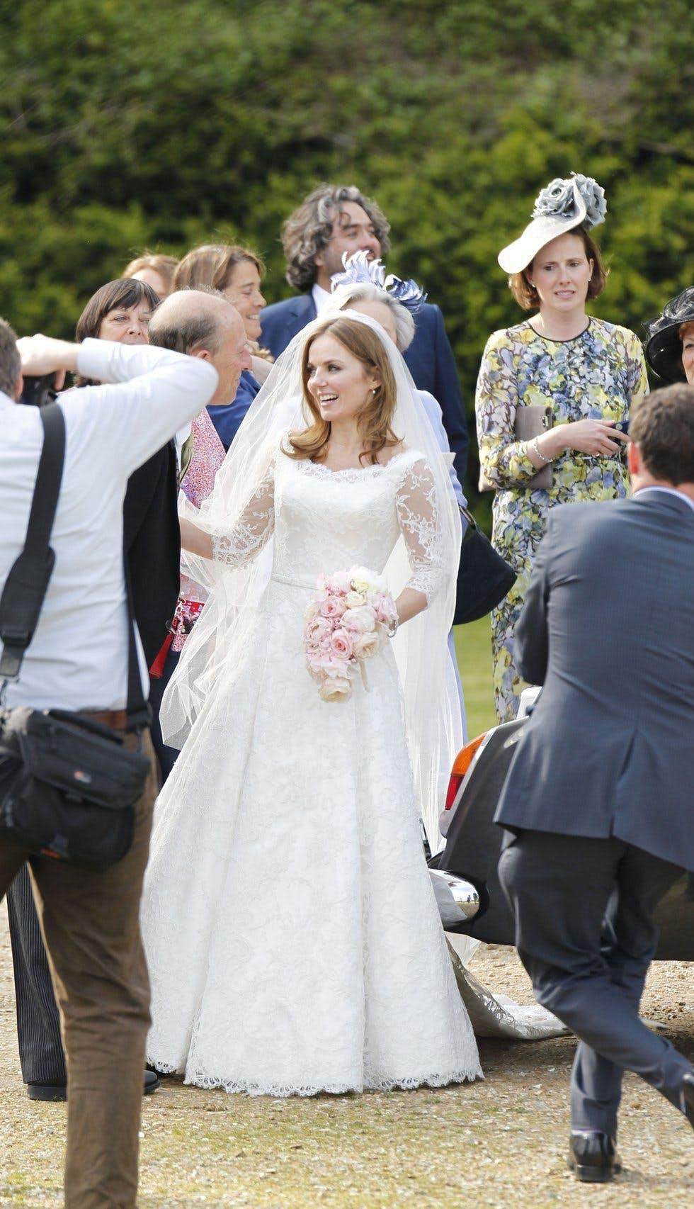 Pictures: Iconic Celebrity Wedding Dresses | Stylist