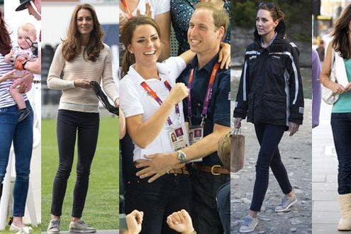 fedef84de78 Kate Middleton s off-duty and casual looks