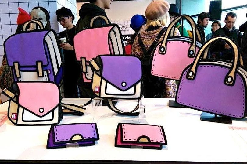 The Bags That Look Like Cartoons Stylist