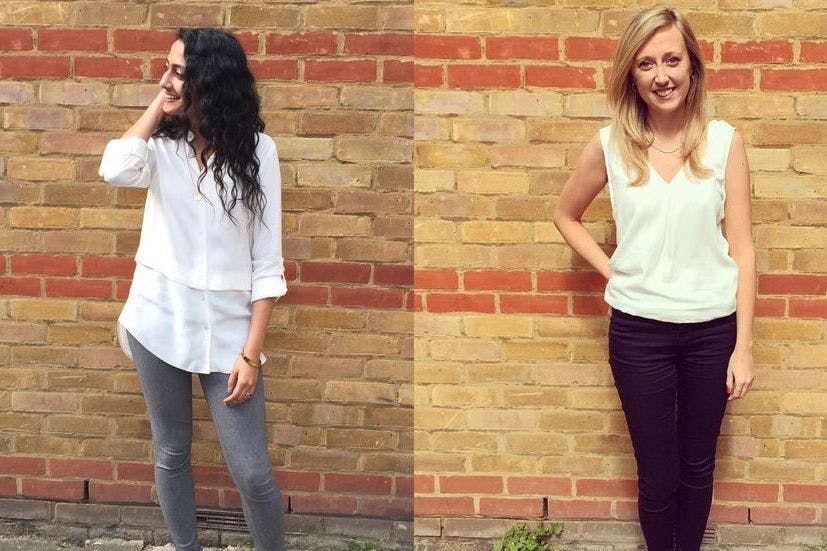6c03586cde9d The uniform challenge  We wore the same thing to work every day for a  month. Here s what we learnt…