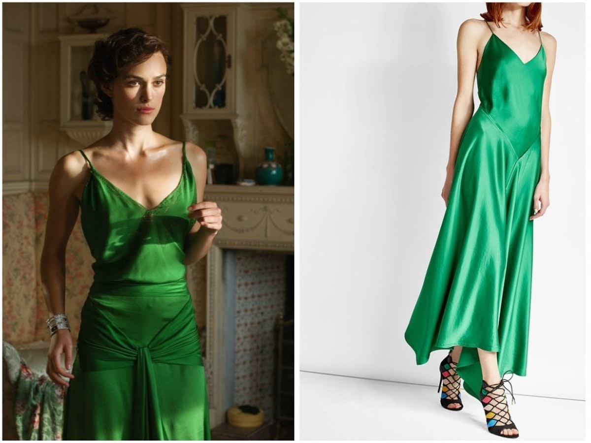 Where to buy a green dress