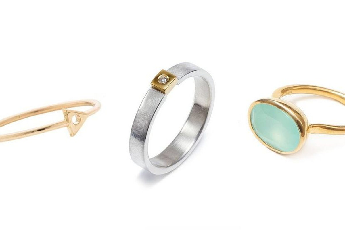 Unique And Delicate Rings For Under 200 Stylist