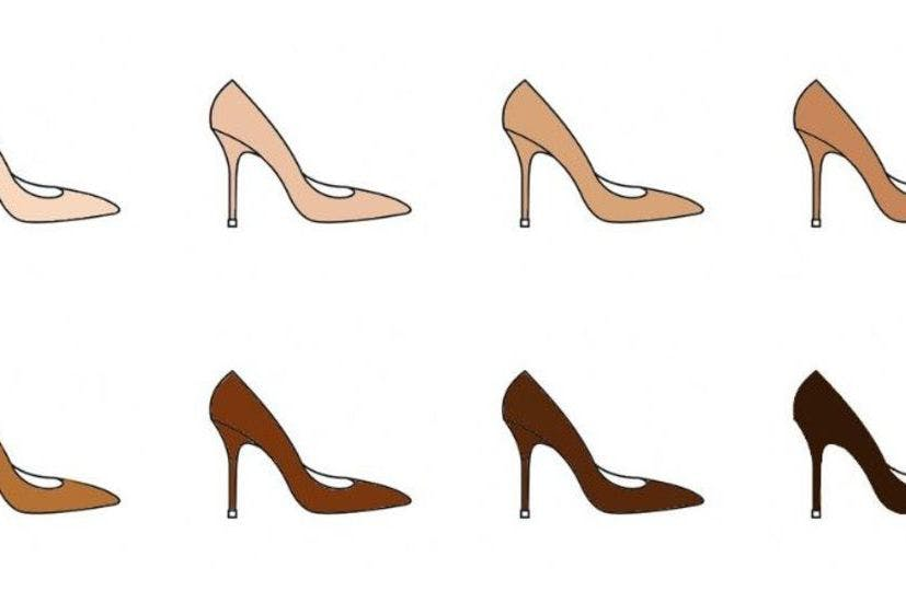 a43db83c0a1 This new British shoe brand has nude heels to suit every skin tone