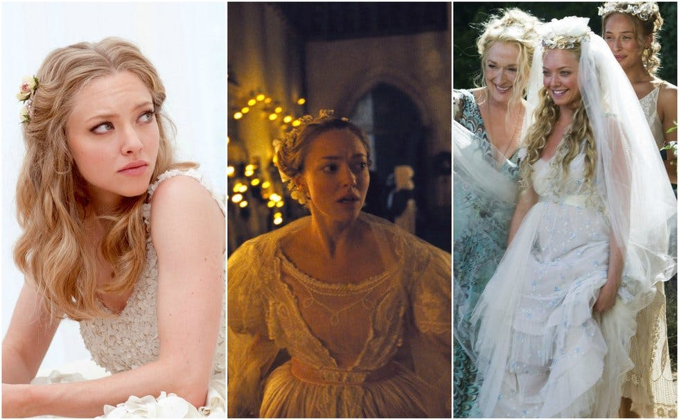 Why Amanda Seyfried Wont Be Wearing A White Dress At Her Wedding