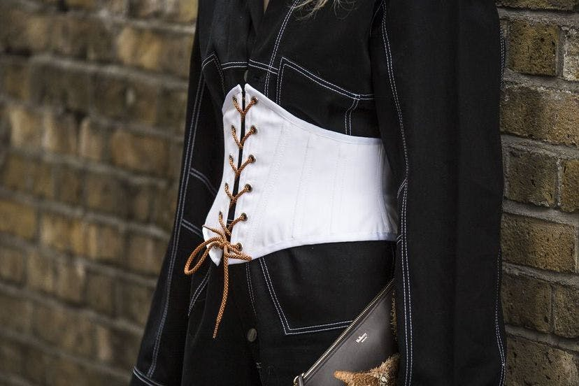 6a4cdaadce Return of the corset  how to wear spring s biggest accessory trend