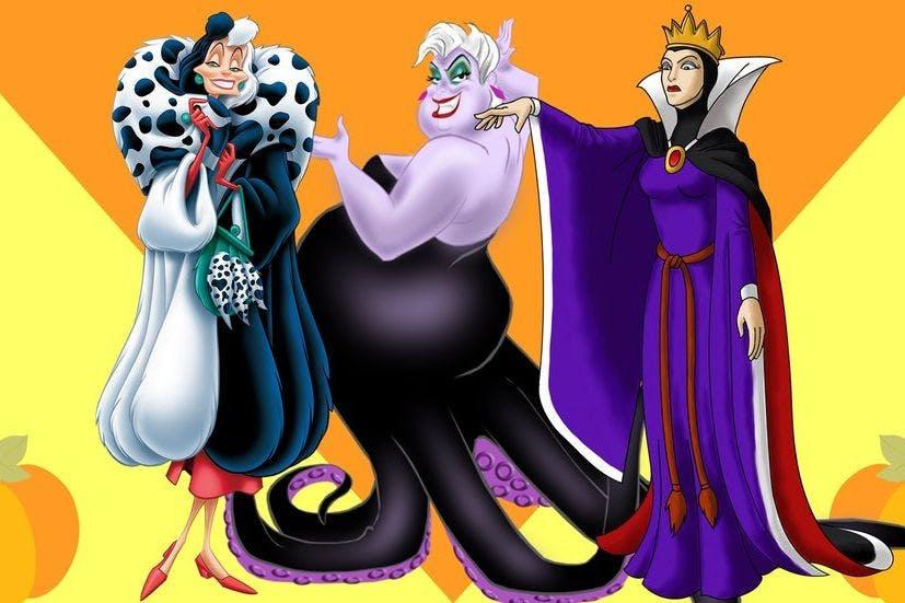 Cheap fancy dress ideas for Halloween   Disney Villain Halloween ...