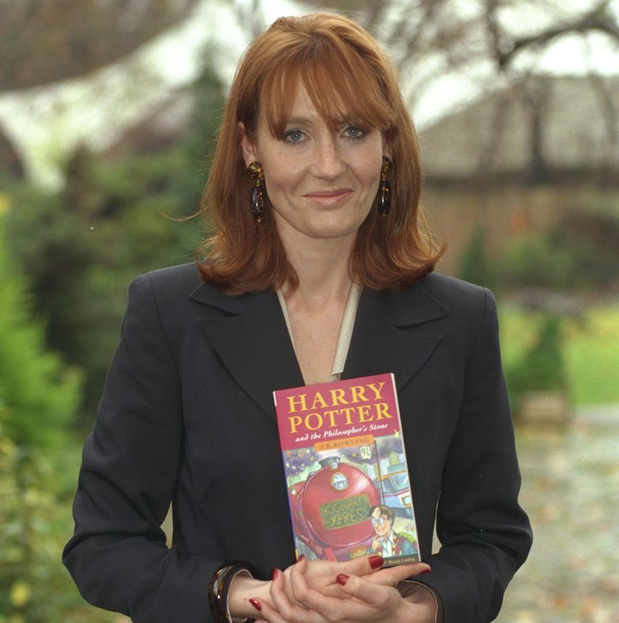 J. K. Rowling Jessica Arantes