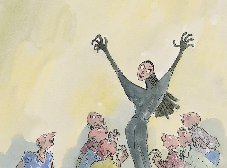 The Greatest Quotes From Roald Dahl Books
