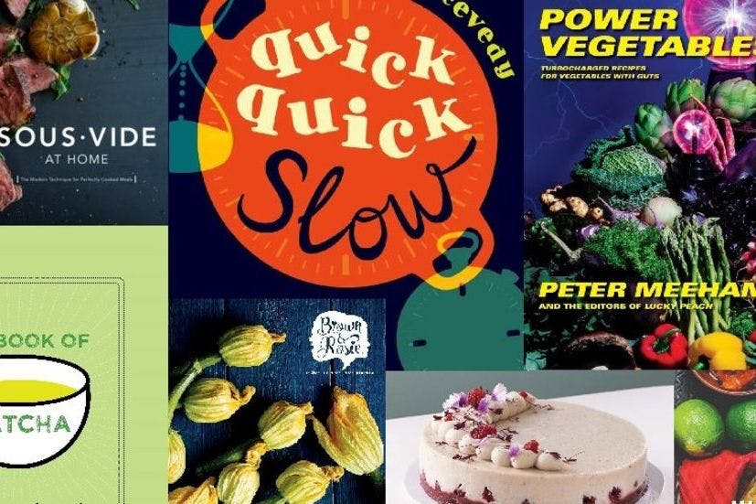 The new cookbooks to boost your culinary know how in 2017 stylist the new cookbooks to boost your culinary know how in 2017 forumfinder Gallery