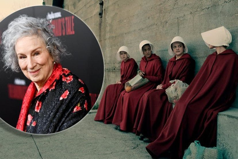 Did You Spot Margaret Atwoods Cameo In The Handmaids Tale Stylist