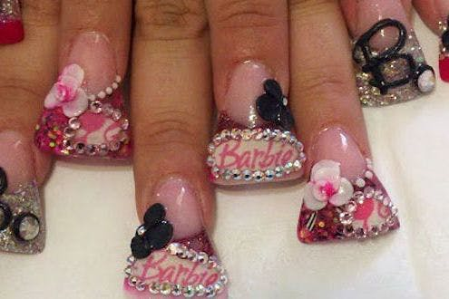New Nail Trend Duck Feet Nails
