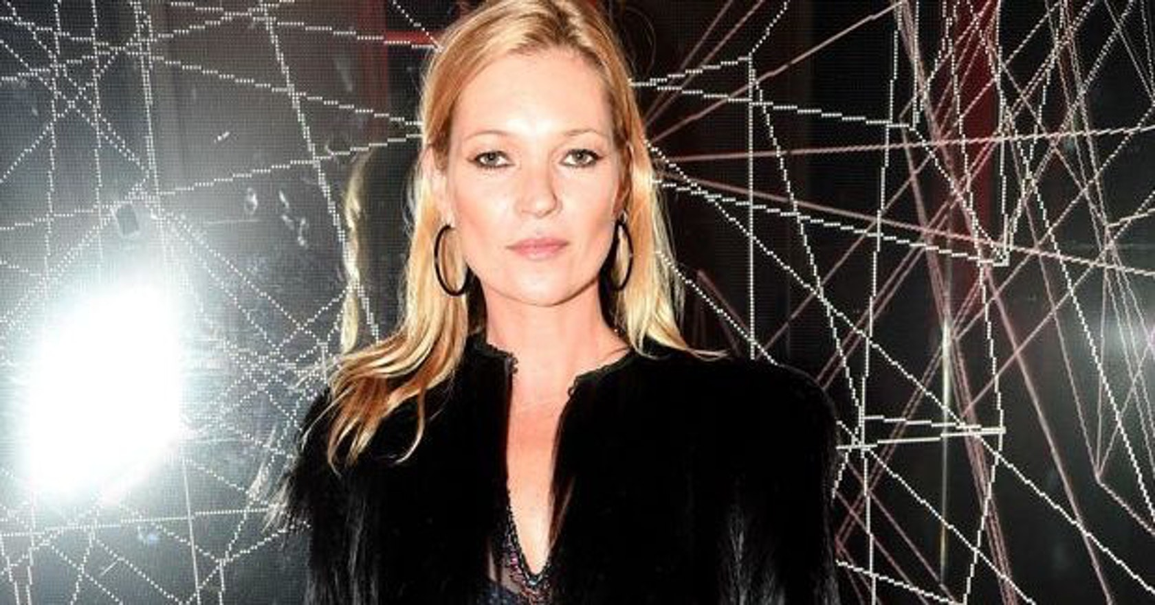 Ice facials, plenty of lippy and a great tan; Kate Moss shares her beauty secrets for party season