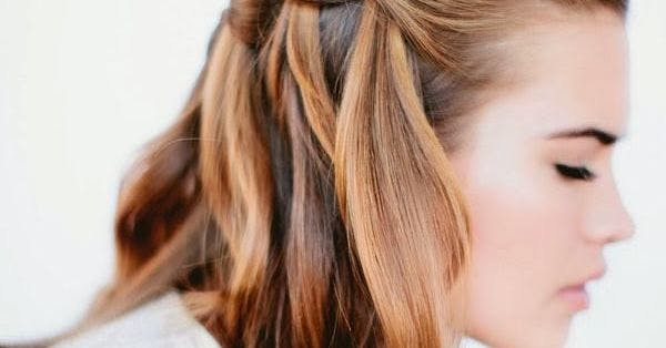 hair style pics 30 and easy hair tutorials for every hair length 5839 | fdd5839b00327e20a6c1989cce984122 600x314