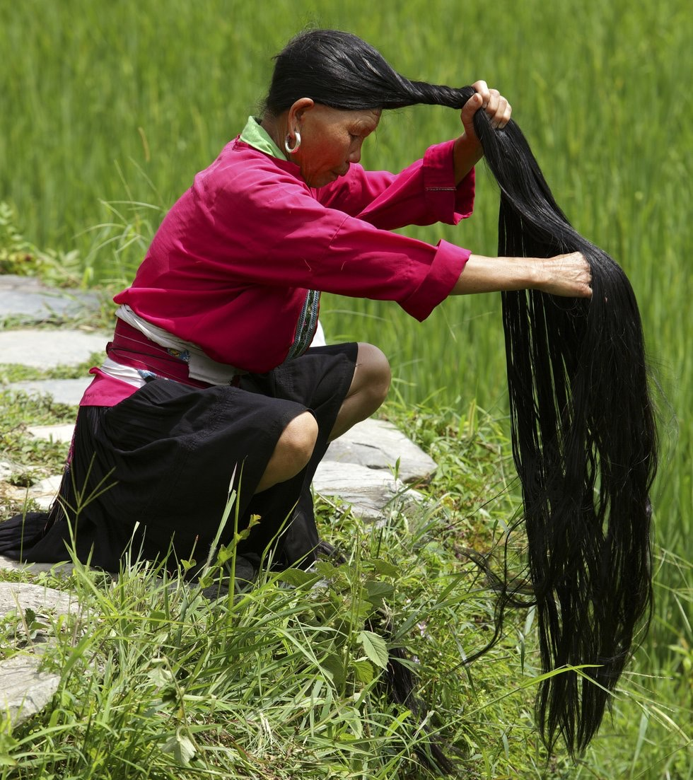 how to make fermented rice water for hair