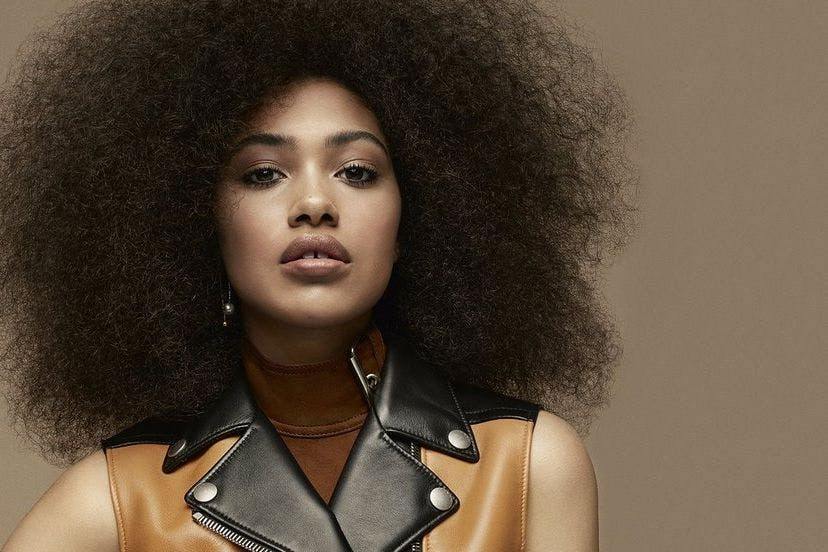 let loose the natural afro hair looks that ruled the s s 2016