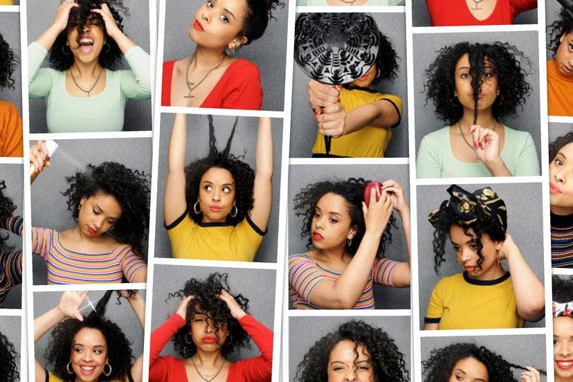 Why Is It So Hard To Get My Hair Cut Stylist Investigates The High Street Inequality For Afro Haired Women