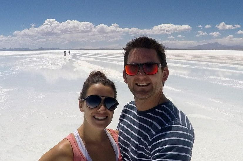 Meet The Couple Who Sold Their House To Fund An Epic Round