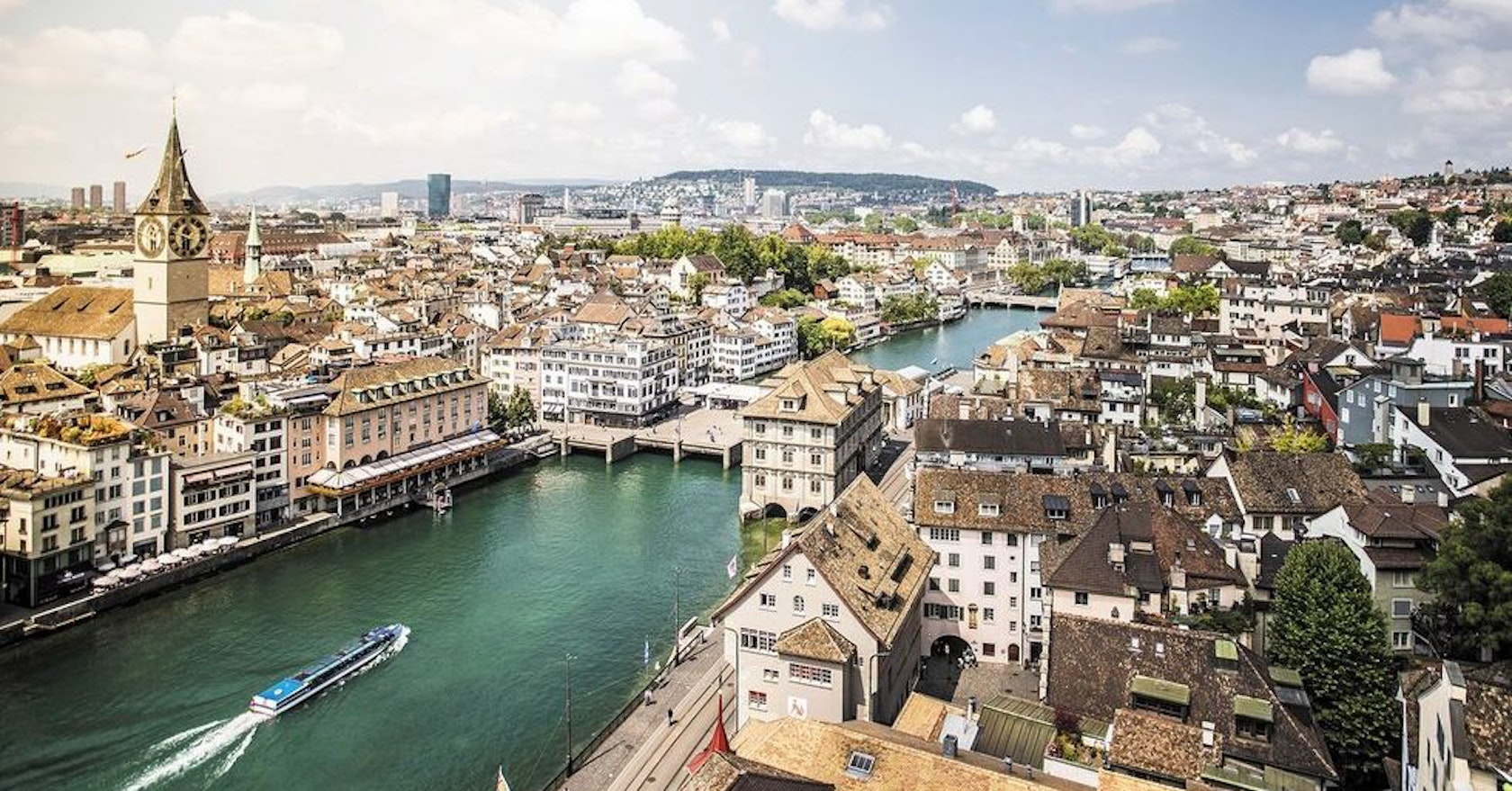 Get to know Zurich's quirky and vibrant new district