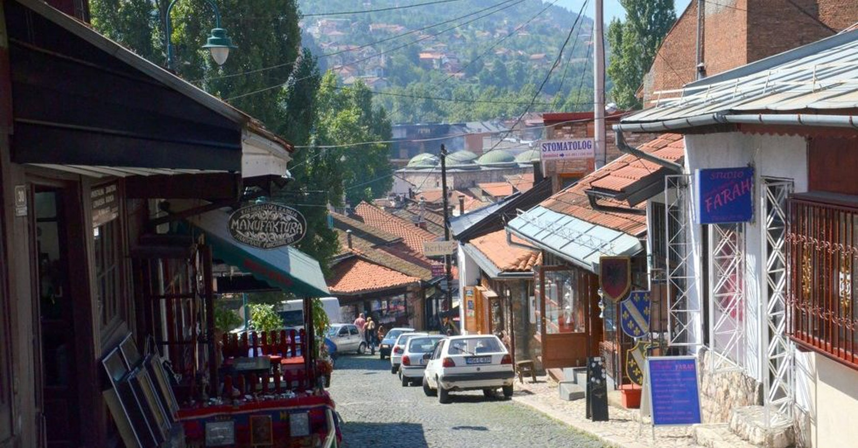From Sarajevo to Rome, free walking tours in European cities