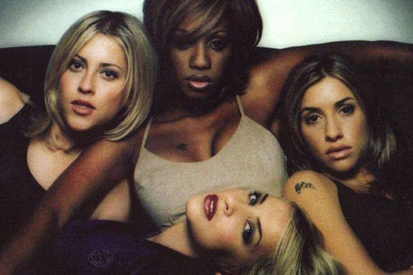 3f5e0f3c837 Nineties babies rejoice! All Saints are making a comeback this year