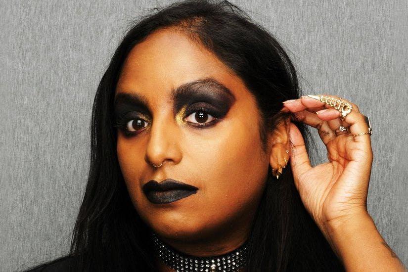 "3c62d15fbca ""How I found my beauty identity as a Goth of colour"""