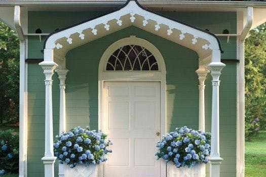 stylist house columns designs. Create your very own garden retreat  with these 50 spectacular shed designs that will make you want to a she