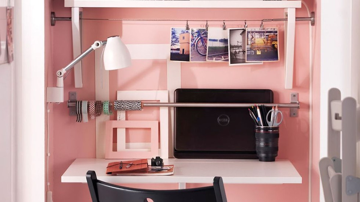 10 Creative Examples For Dividing Small Spaces: Creative Storage And Space Saving Ideas For Small Homes