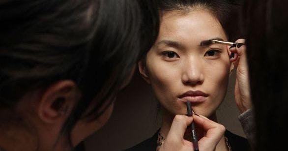 Fashion Beauty Events London: London Fashion Week Beauty Blog: Our Beauty Director
