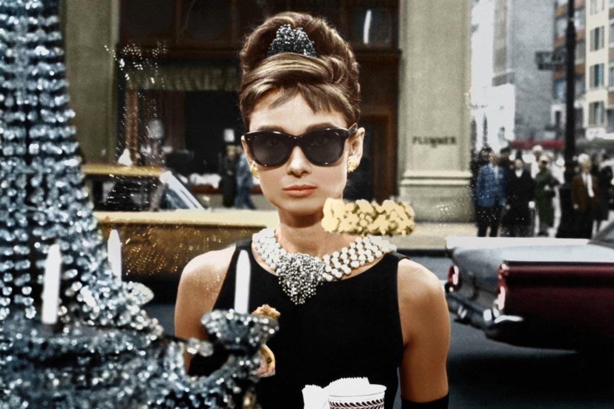99cfb8cf1b96 Create your own classic Audrey chignon