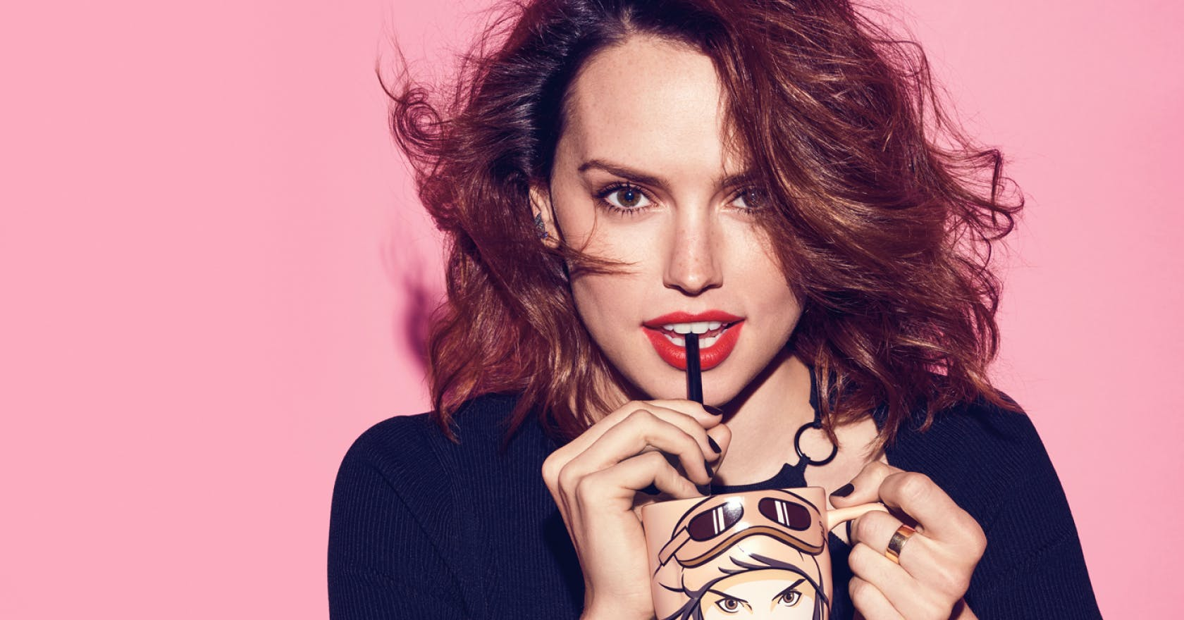Daisy Ridley On Finding Fame Star Wars And Her Love For