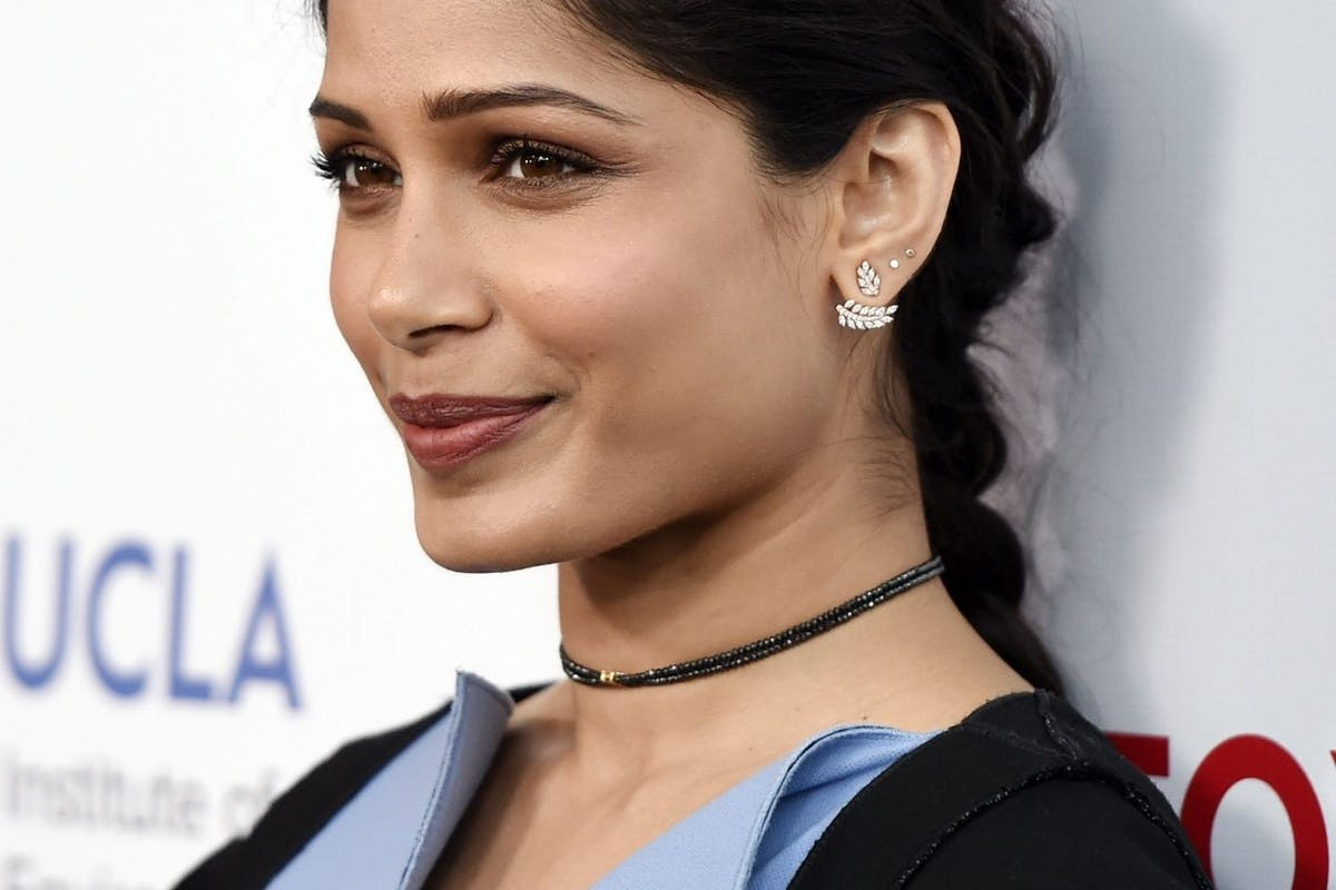 Freida Pinto says film...