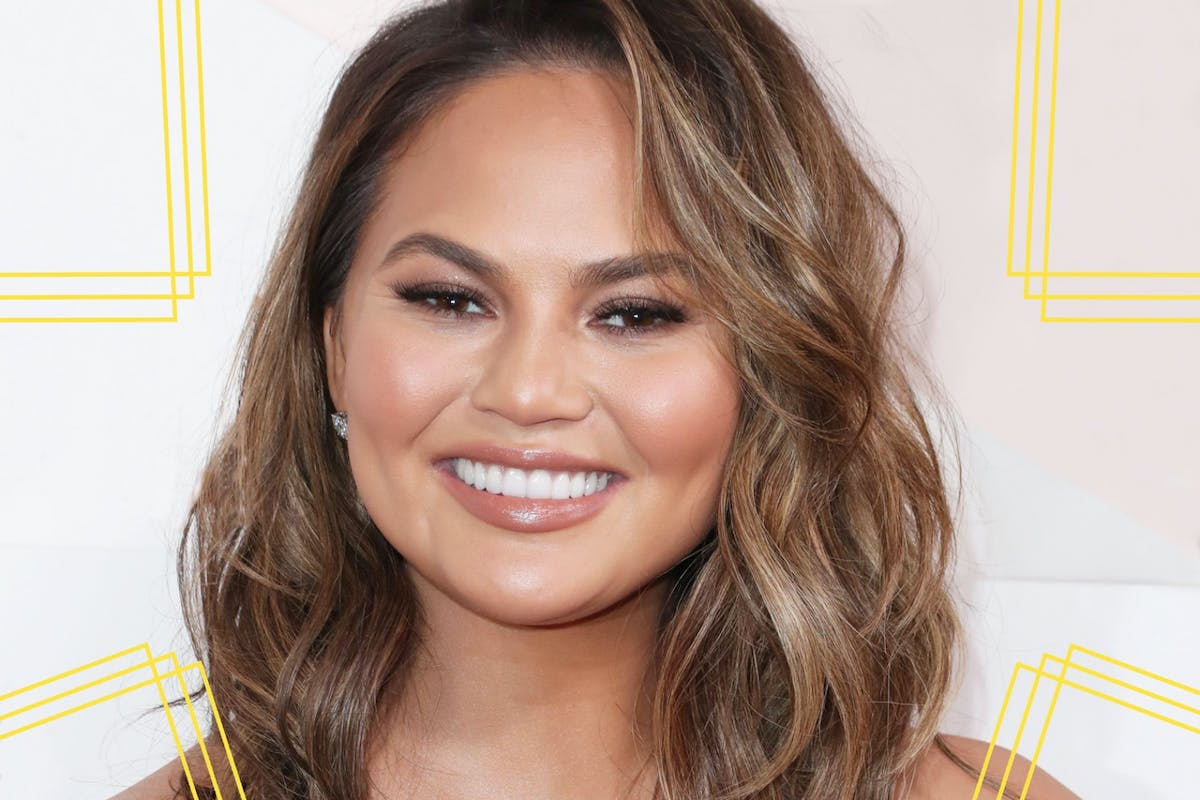 Loreal Instant Highlights Delivers Chrissy Teigen Hair Colour In
