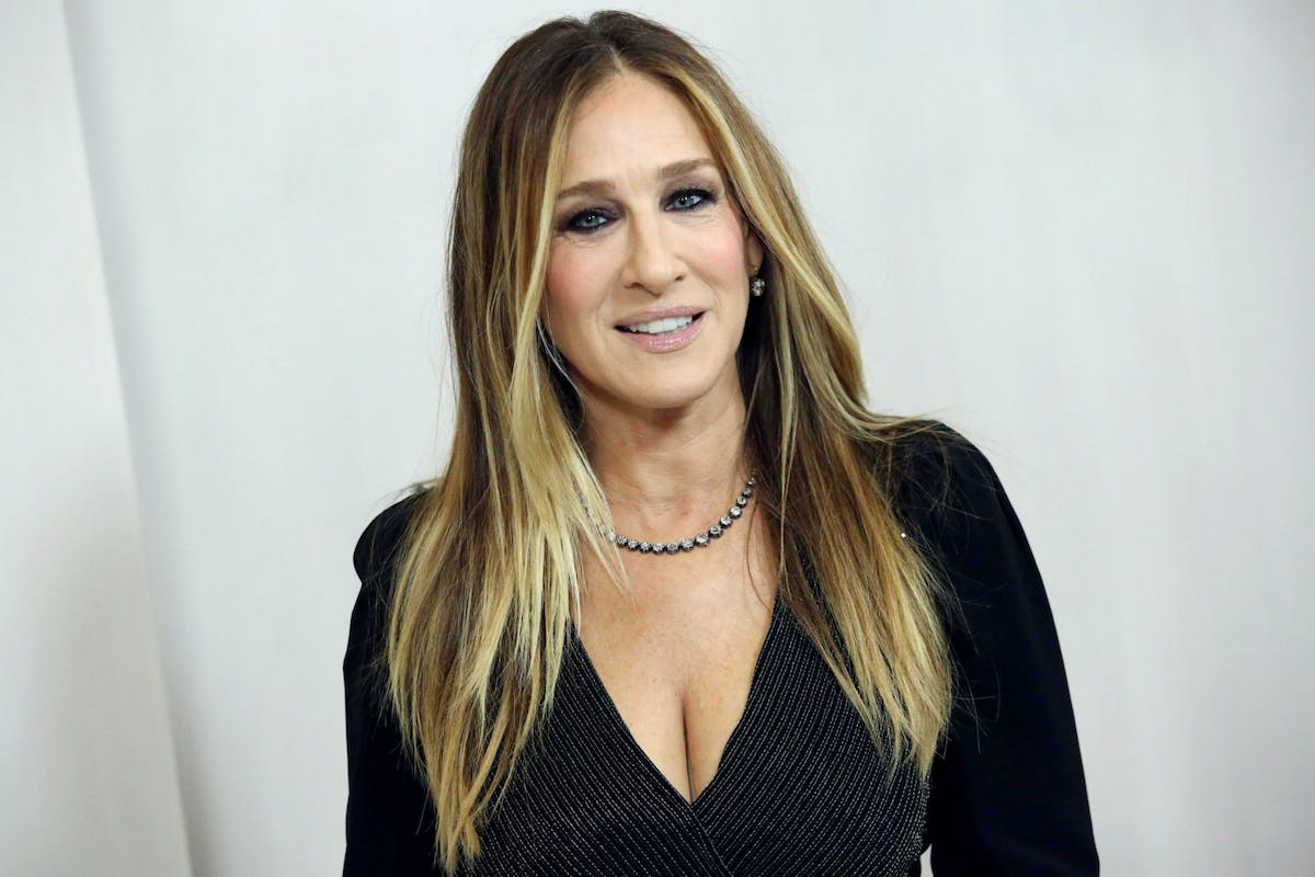 someone asked sarah jessica parker when she realised her husband was the one stylist. Black Bedroom Furniture Sets. Home Design Ideas