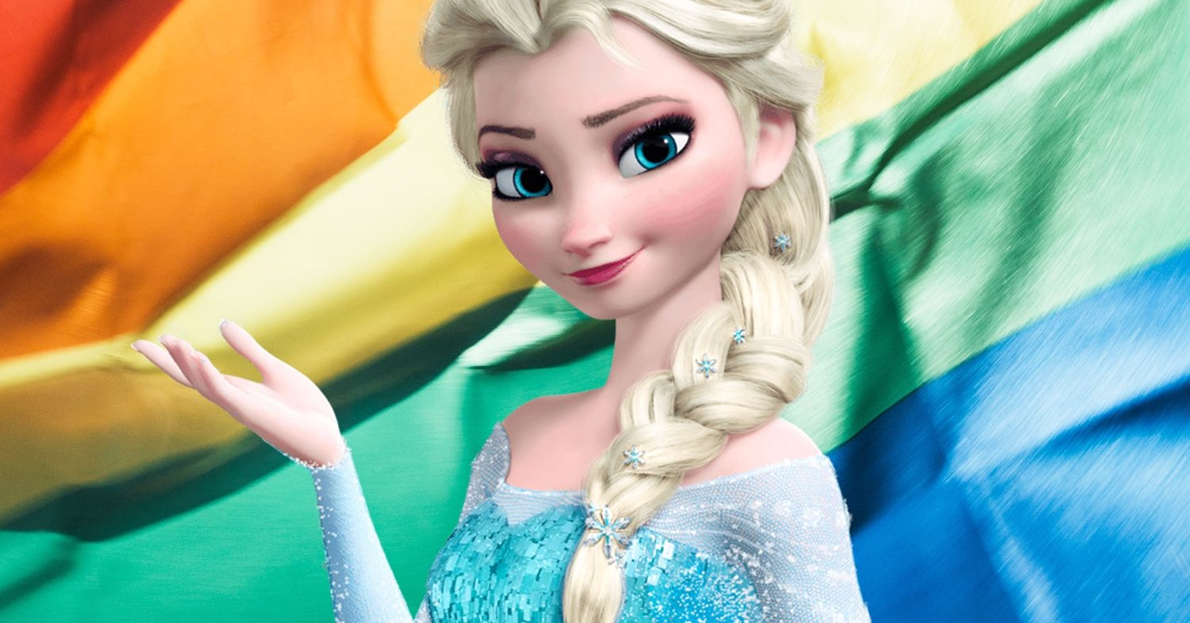 Why it's so important for Elsa to have a girlfriend in Frozen 2