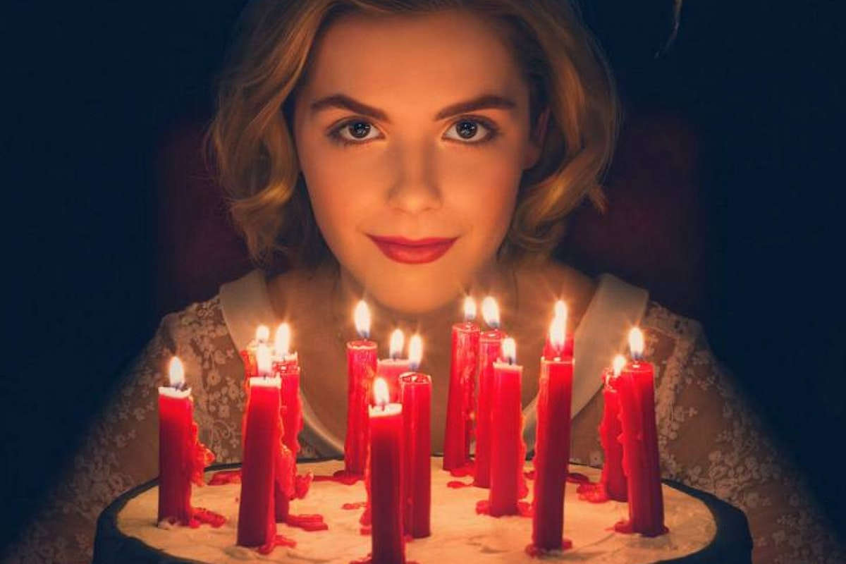 The Chilling Adventures of Sabrina - netflix - poster