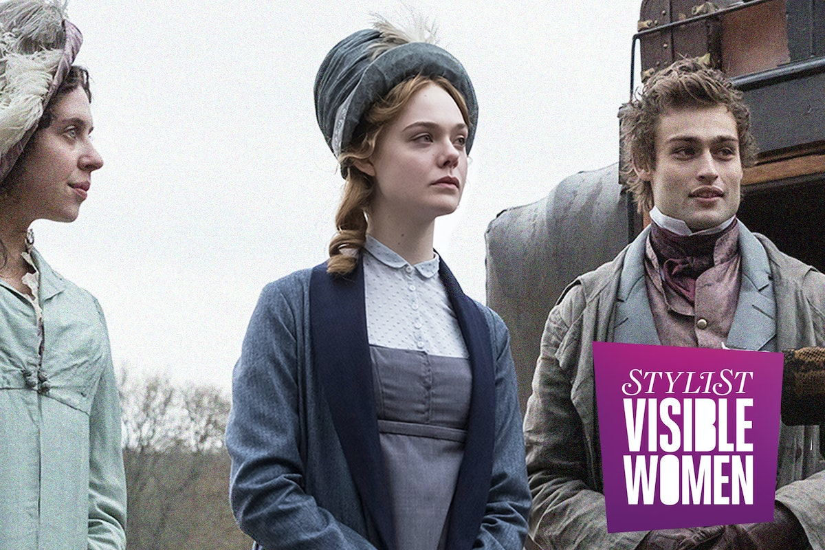 Elle Fanning stars as Frankenstein author Mary Shelley in her new film