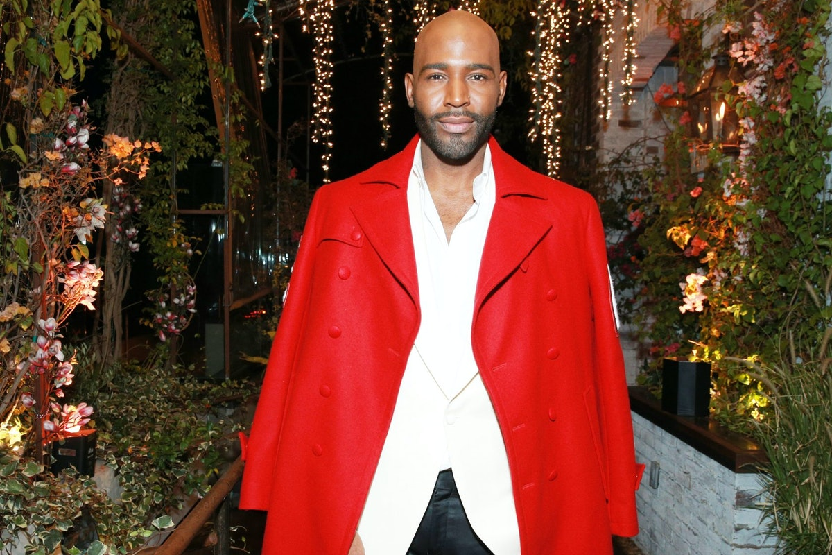 WEST HOLLYWOOD, CA - FEBRUARY 07: Karamo Brown attends Netflix's Queer Eye premiere screening and after party on February 7, 2018 in West Hollywood, California. (Photo by Rich Fury/Getty Images for Netflix)