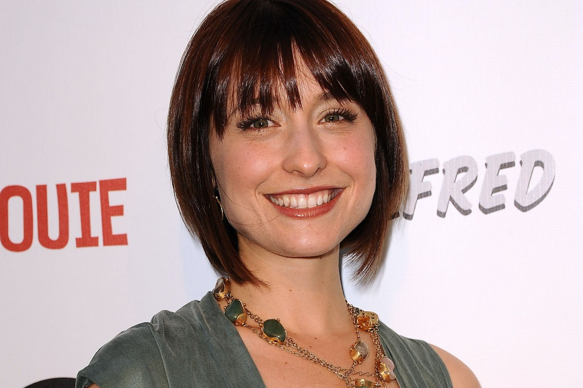 HOLLYWOOD, CA - JUNE 26: Actress Allison Mack attends the FX summer comedies party at Lure on June 26, 2012 in Hollywood, California. (Photo by Jason LaVeris/FilmMagic)