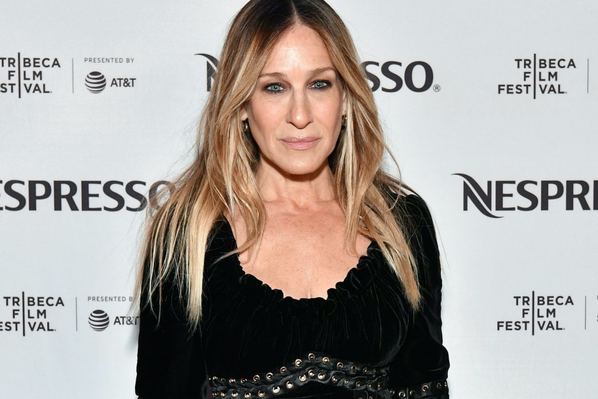 NEW YORK, NY - APRIL 19: Sarah Jessica Parker attends the 2018 Tribeca Film Festival after-party for 'Blue Night' hosted by Nespresso at The Ainsworth on April 19, 2018 in New York City. (Photo by Dia Dipasupil/Getty Images for 2018 Tribeca Film Festival)