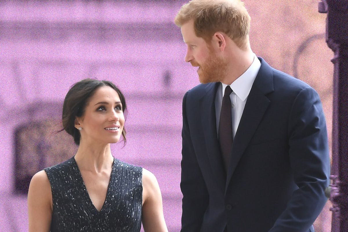 Meghan Markle and Prince Harry give royal wedding vows a feminist ...