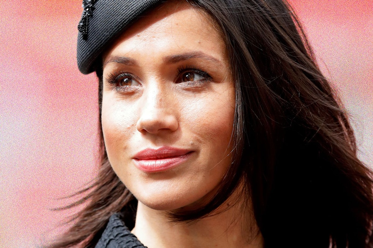Meghan Markle attends remembrance ceremony