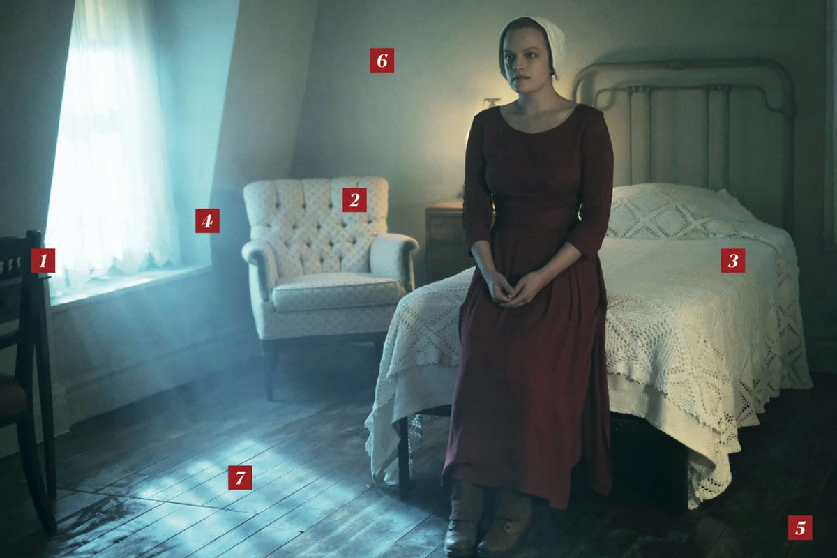 The Making Of The Handmaids Tale Stylist