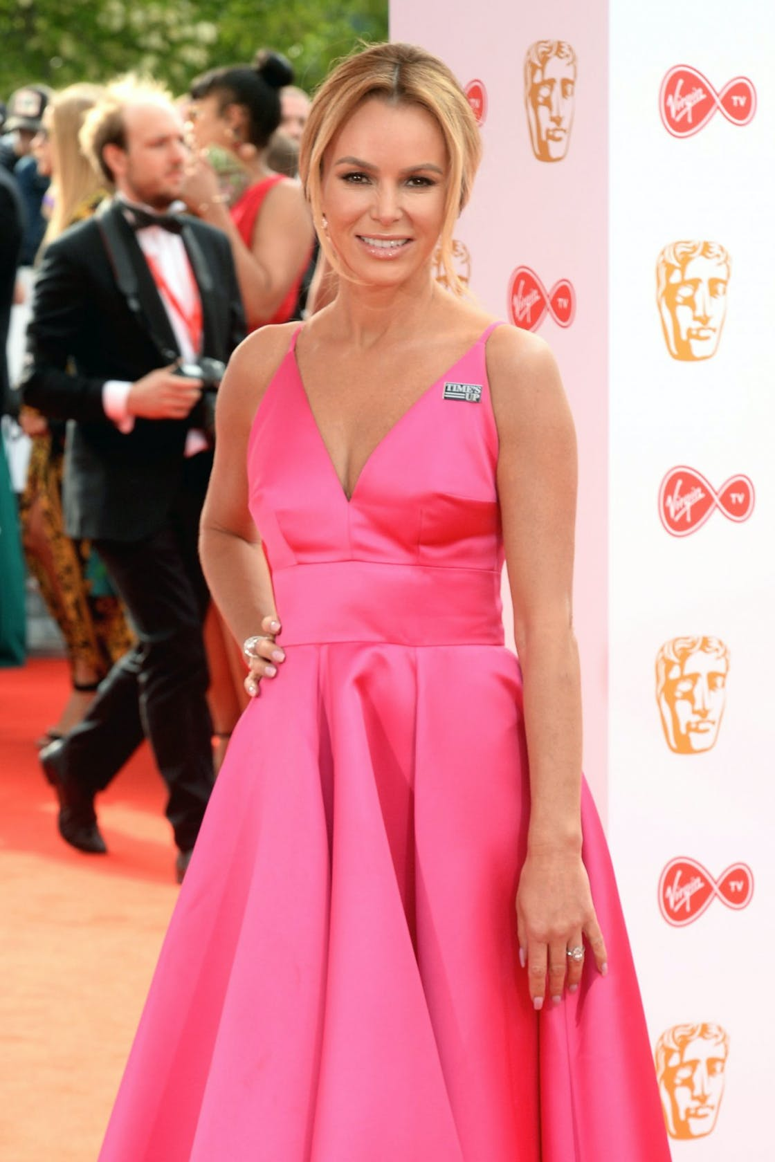 How Reese Witherspoon transformed the TV BAFTAs red carpet from afar ...